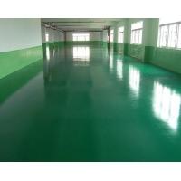 环氧树脂防静电自流平施工 专业厂房地坪