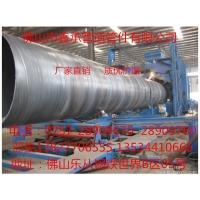 地下污水排放用防腐螺旋管