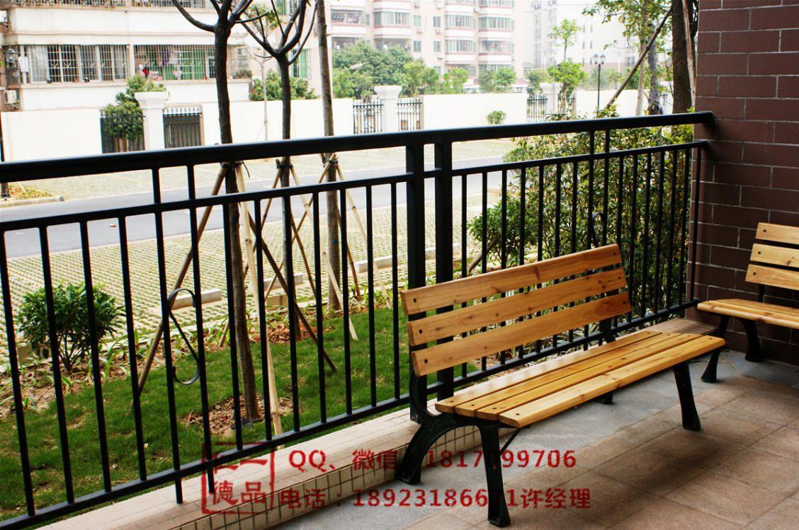 铝合金全焊接阳台护栏 庭院护栏 常规护栏 护栏厂家