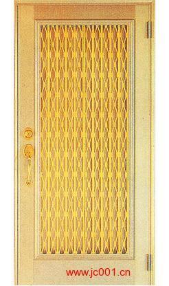 罗普斯金2000型DA艺术防盗门