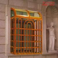 罗普斯金穿梭管艺术防盗窗