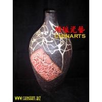 厂家直销-陶瓷花瓶 居家装饰 工艺陶瓷 工艺品