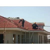 金属瓦片彩石金属瓦彩瓦沥青瓦新型瓦别墅瓦木屋瓦项目工程屋顶瓦