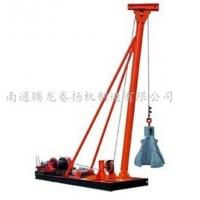供应强度高 稳定性好冲击钻桩机 结构精良 经久耐用