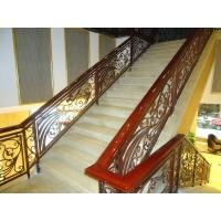 不锈钢护栏扶手生产 不锈钢楼梯扶手  来图定制