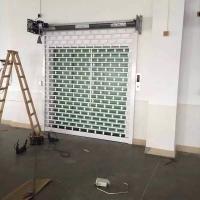 广州卷闸门 铝合金单层镂空隔断卷闸门安装