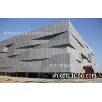 厂家直供 氟碳喷涂冲孔铝单板加工 内外墙造型铝单板