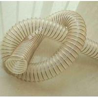 盛亚镀铜钢丝透明增强软管