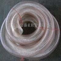 木工专用吸尘软管,除尘管,PU钢丝螺旋管