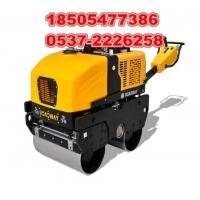 小型压路机价格手扶双轮柴油压路机