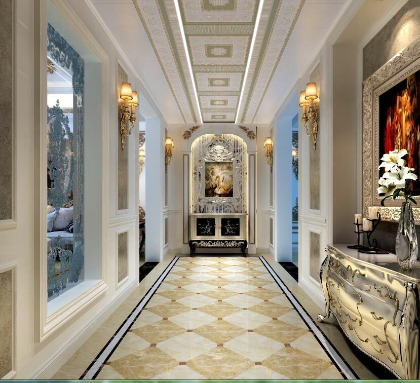 欧陆家装铝扣板吊顶-白金汉宫系列
