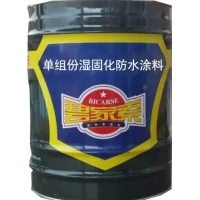 碧家索单组份湿固化聚氨酯防水涂料