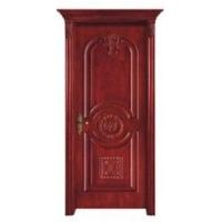 专业批发 实木复合免漆套装门 室内门套装门