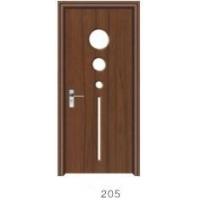 大量批发 实木复合木门 实木烤漆门套装门
