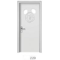 大量销售 复合烤漆门套装门 实木复合烤漆门厂家