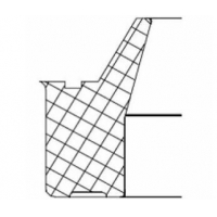 PARKER派克 A8型防尘圈