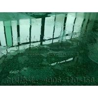 染色硬化地坪,厂房混凝土固化剂地坪地卫士品牌