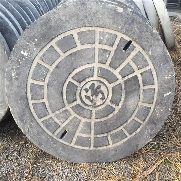 天津700圆形水泥井盖 雨水箅子