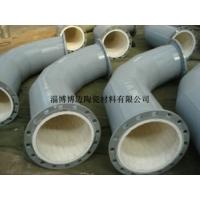 耐磨陶瓷管道、弯头、料仓