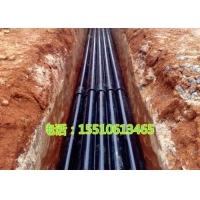 热浸塑电缆护套钢管 管材