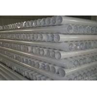 PVC给水管 农田灌溉管 灰管