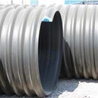 贺功埋地排水用钢带增强聚乙烯螺旋波纹管