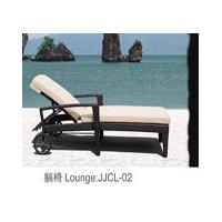 沙滩椅,休闲椅,户外椅,躺椅,编藤家具,户外家具