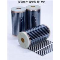 汗蒸房电热膜、汗蒸房电热材料、韩国远红外电热膜