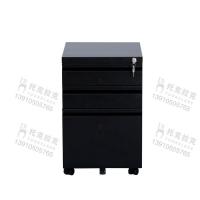 托克拉克办公钢制文件柜活动柜储物矮柜移动柜