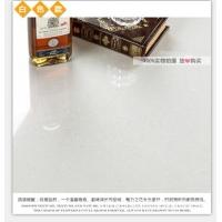 600*600白色聚晶超洁亮抛光砖地面砖瓷砖