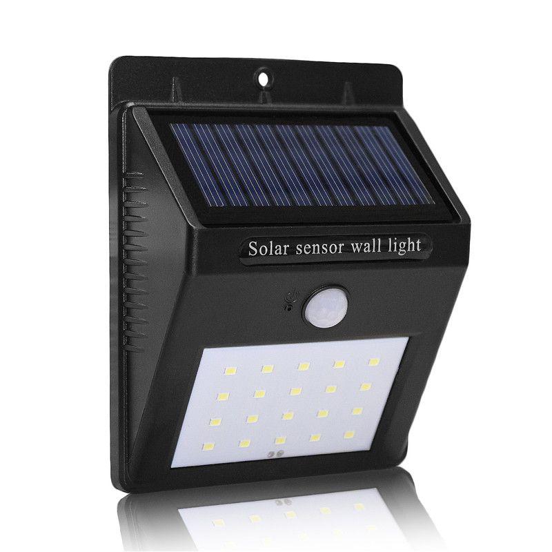 庭院太陽能感應燈,太陽能燈,壁燈,路燈-- 創億勝