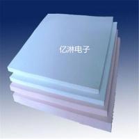 红色高导热30*30*1MM硅胶片 CPU显存散热硅胶垫硅脂