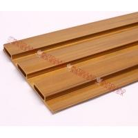 木头佬生态木|204大长城板|生态木装饰墙板|长城板