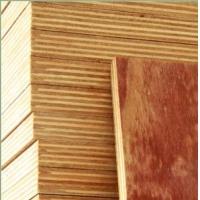 闽峰木业建筑模板覆膜板