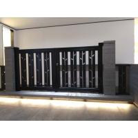 阿铝郎高端铝艺庭院门,日式庭院大门