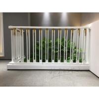 现代简约铝艺护栏、栏杆-阿铝郎