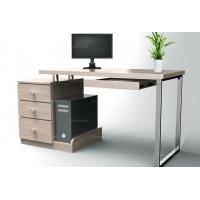 现代简约风格板式电脑桌定制