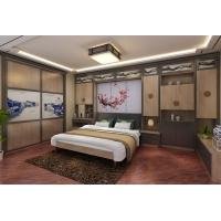 新中式臥室