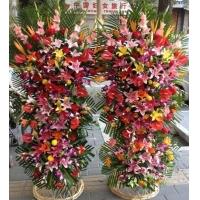 北京1.8米开业花篮情人节鲜花花束