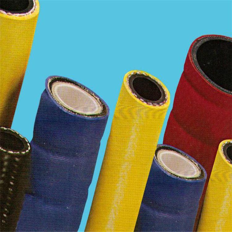 供应优质夹布喷砂管 耐高温 耐磨喷砂橡胶管 高压喷砂胶管