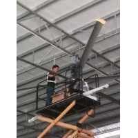 上海凯美恒仓库通风降温工业型吊扇