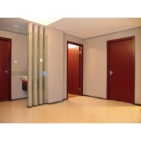 宏雅轩复合烤漆门/转印烤漆门与贴木皮烤漆门区别