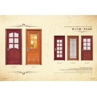 室内门品牌  沙比利木门 |宏雅轩室内门厂|高分子室内门