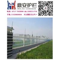 锌钢围栏护栏 小区工厂围栏 新式锌钢围栏