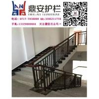 [供应]洪湖楼梯栏杆锌钢楼梯扶手楼梯护栏定制
