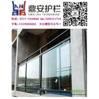 [供應]利川鼎安鋅鋼玻璃護欄玻璃欄桿直銷鋅鋼欄桿定做
