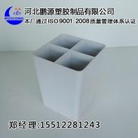 河北鹏源生产PVC格栅管 四孔九孔穿线管 多孔穿线管