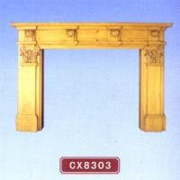 汉中木雕/汉中汉唐明清木雕工艺/柱子、楼梯