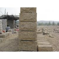 河北蘑菇石|黄色蘑菇石|虎皮黄蘑菇石外墙砖