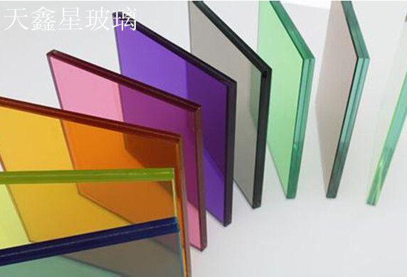 天鑫星夹胶玻璃 夹层玻璃 安全玻璃 - 天鑫星 -